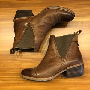 Timberland Sutherlin Bay Chelsea Brown Boots